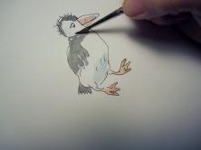 Draw a Puffling 17