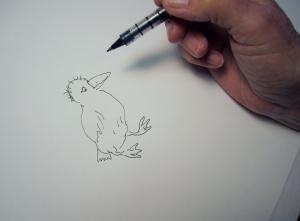 Draw a Puffling 6