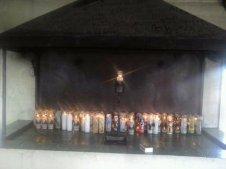 Prayers at The Shrine of Don Pedrito Jaramillo
