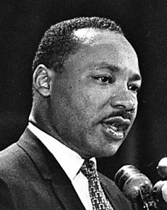 picture of Martin Luther King, Jr.