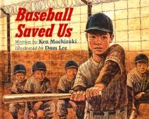 Baseball Saved Us cover