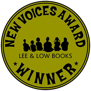 New Voices Award seal