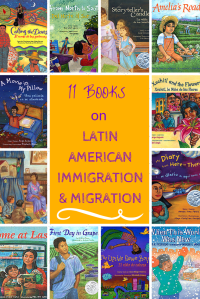 11 BOOKS onLatin American Immigration & (3)