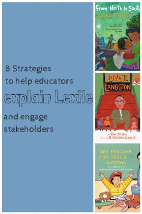 8 Strategies to Help Educators Explain Lexile