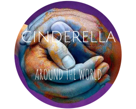 CINDERELLA world hands smaller